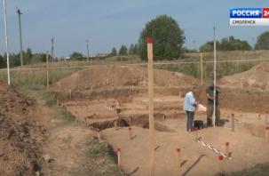 Смоленские археологи обнаружили захоронения времен войны 1812 года