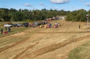На Смоленщине состоялся областной кубок по автомобильному спорту