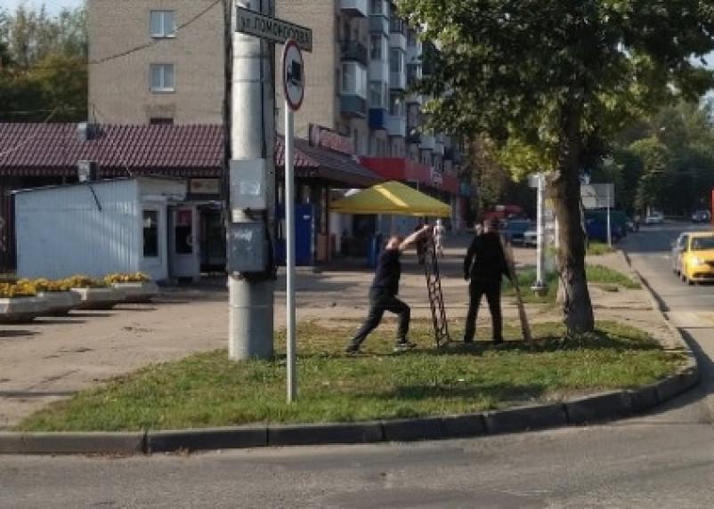 Известный блогер на примере Смоленска рассказал, как алкаши спасают наши города