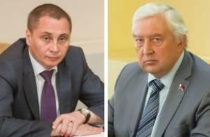 Борисов и Сынкин поднялись в медиарейтинге городских руководителей ЦФО