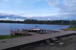 В Гагаринском районе в водохранилище нашли утонувшего рыбака