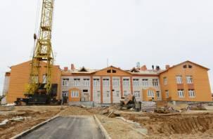 Детский сад в Алтуховке обещают ввести в эксплуатацию раньше срока