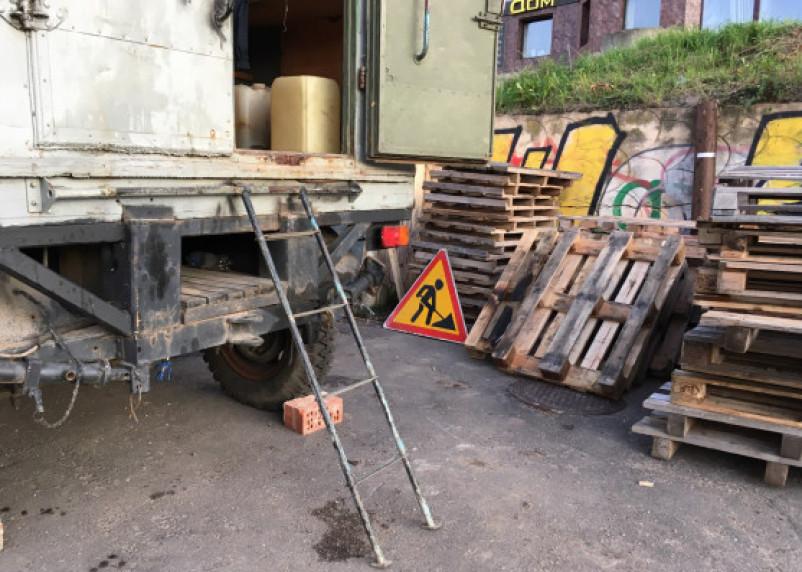 С 17 августа в Смоленске ограничат движение по 4-му Краснофлотскому переулку