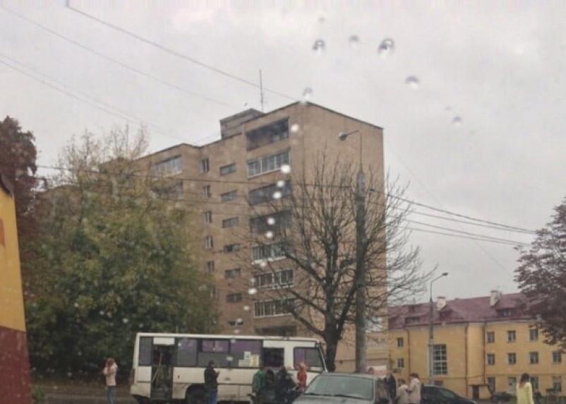 Подробности ДТП с автобусом в Смоленске. Пострадали 8 человек