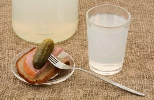 Смолянин попался на незаконном обороте этилового спирта
