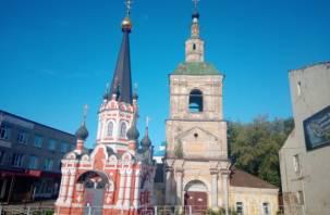 В Смоленске обнаружилась бесхозная колокольня