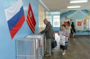 На Смоленщине 8 сентября пройдут «засушенные» выборы?