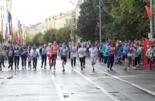 В Смоленске прошел «Кросс нации — 2019». Как это было