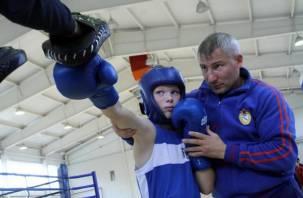 В Смоленске прошел боксерский турнир, посвященный Дню города