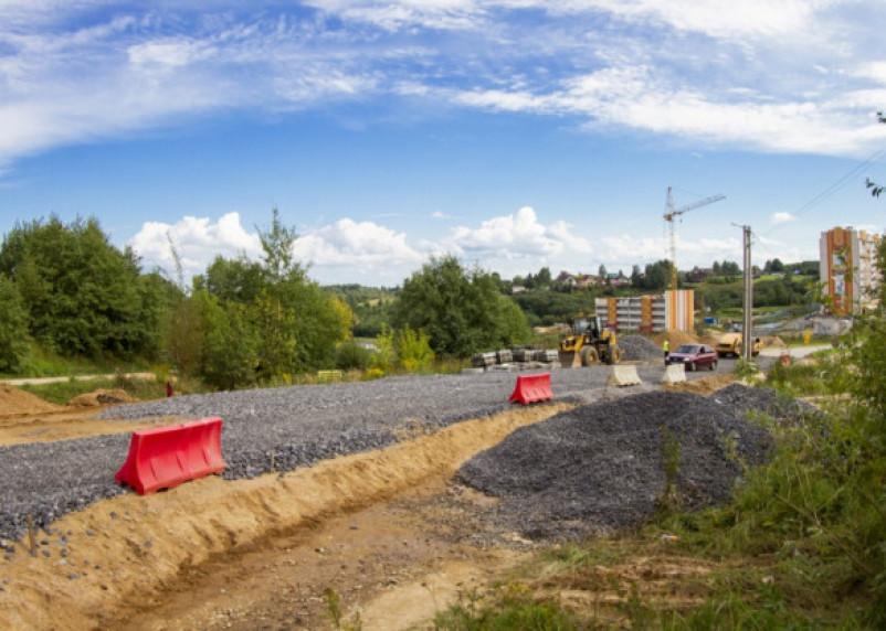 В Смоленске строят дорогу в Алтуховку. Движение от Киселёвки закроют