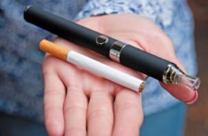 Минздрав предлагает ввести акцизы на электронные сигареты