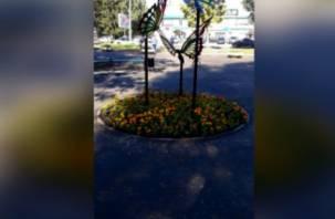 В Смоленске появился еще один арт-объект