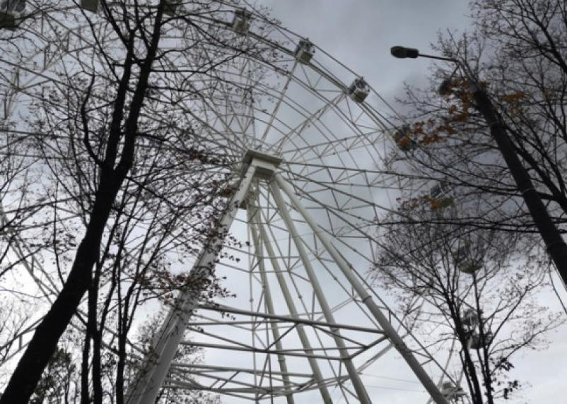 В Смоленске утверждают дату запуска колеса обозрения