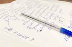 Смоленские выпускники за 235 минут должны будут написать три с половиной сотни слов