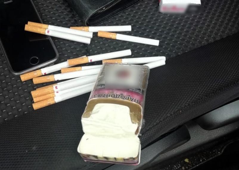 В смоленскую колонию пытались закинуть наркотики в сигаретах