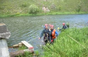 В Смоленской области выбрали лучшего спасателя