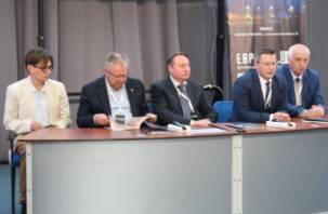 Международный фестиваль документального кино «Евразия.DOC» стартовал в Смоленске