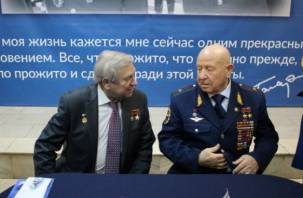Печальная новость – скончался космонавт Алексей Леонов