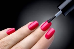 Лак для ногтей очень опасен для здоровья