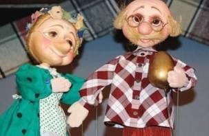 Смоленский театр кукол выступит с гастролями в Брянске