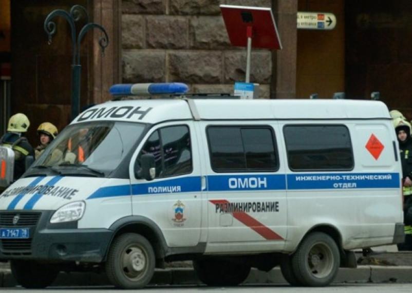 В Петербурге вынуждены были разминировать материалы уголовного дела из Смоленска
