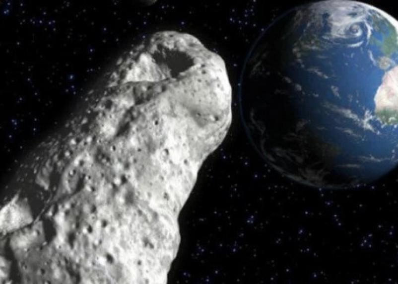 NASA: к Земле опять летит огромный астероид