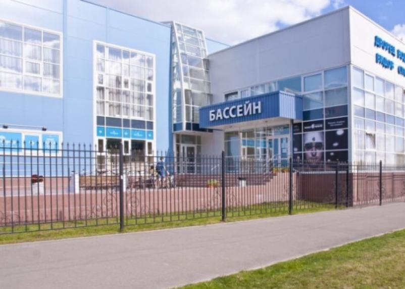 В Смоленске проходят Всероссийские соревнования среди пловцов-инвалидов