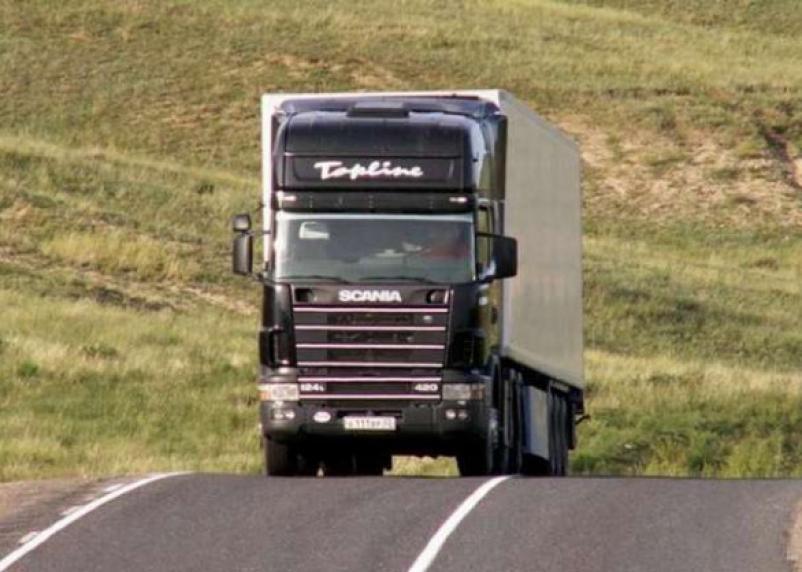В Ленинградской области снова исчез грузовик со смоленским водителем