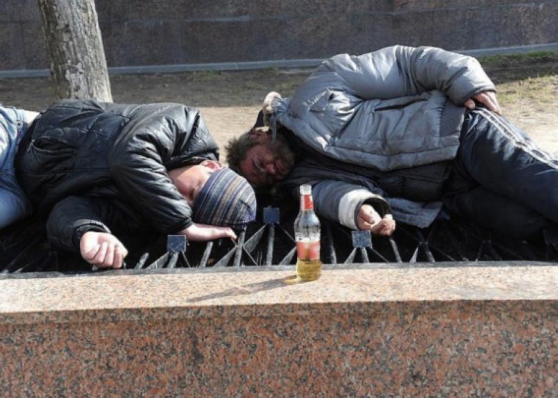 Опубликован рейтинг смертности от алкоголя в регионах России