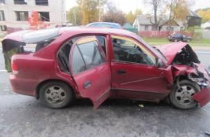 В Смоленской области в ДТП с автобусом пострадал пассажир