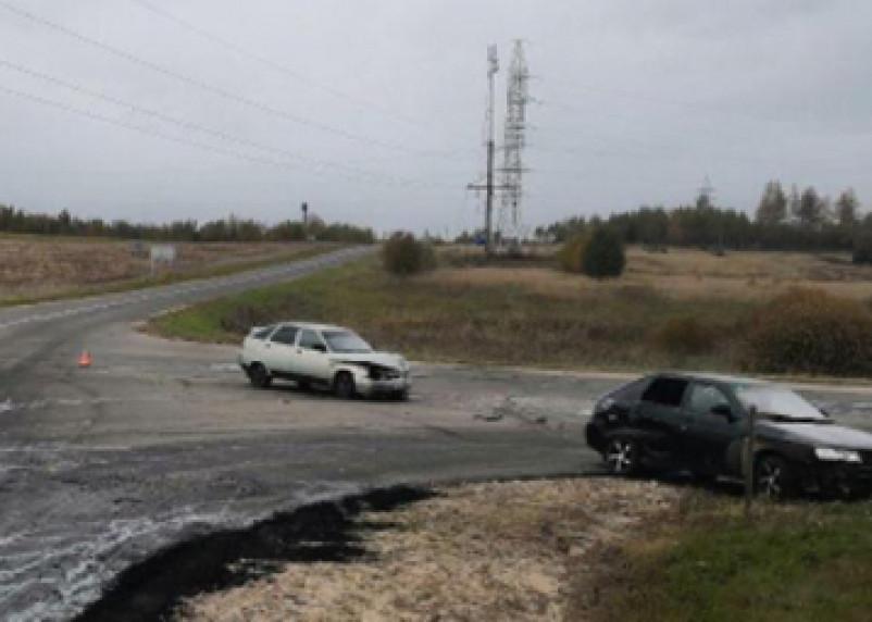 Битва двух Вазов в Шумячском районе закончилась госпитализацией пассажира