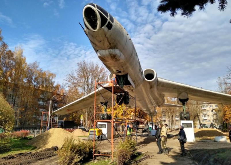 Реконструкция сквера в Смоленске может обернуться превышением полномочий