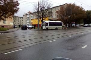 Итоговая информация о ДТП с автобусом в Смоленске