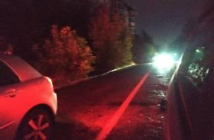 В Смоленске разборки двух автомобилистов закончились стрельбой