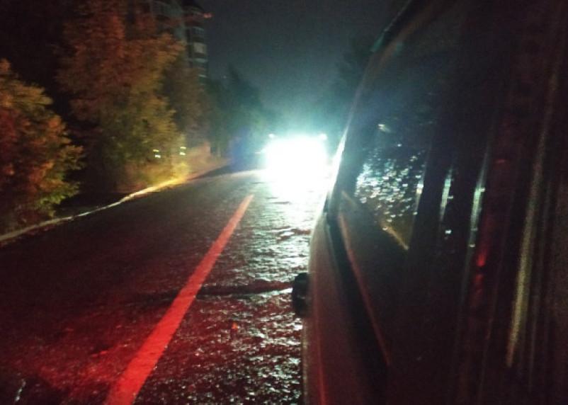 В Смоленской области похитили человека и держали в багажнике машины
