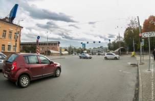 Где появились новые светофоры в Смоленске