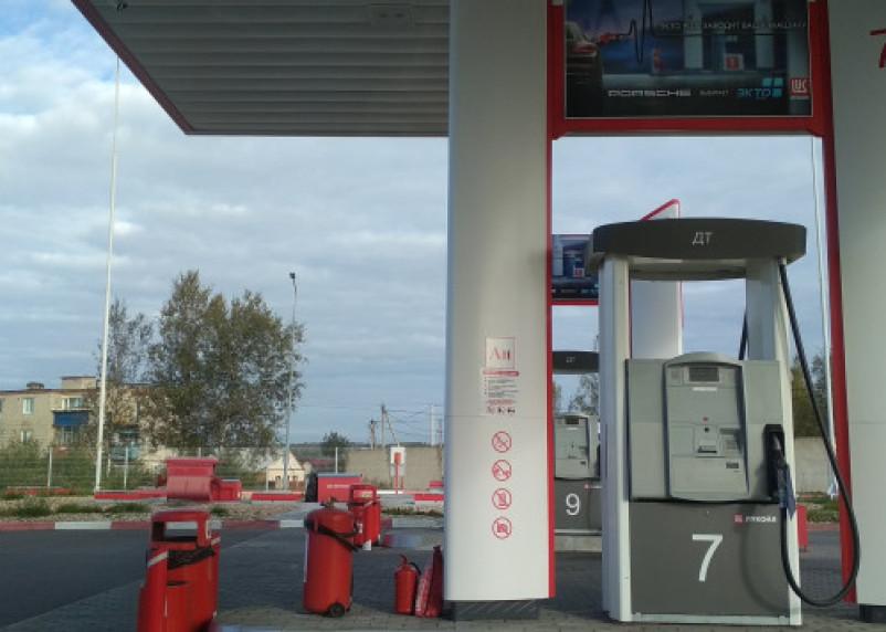 В Смоленской области подешевело дизельное топливо