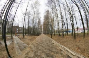 В одном районе «светящийся тоннель», а в другом — кромешная тьма. Как обстоят дела с освещением в Смоленске?