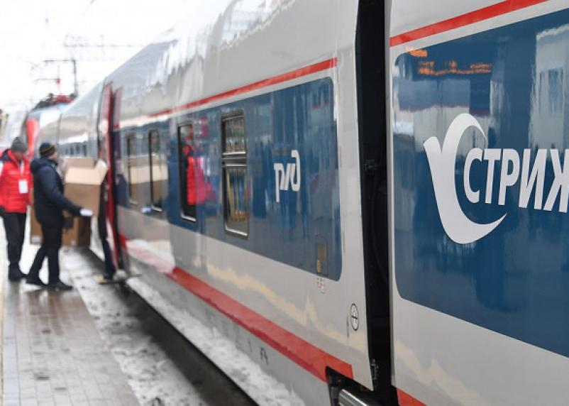 Радиационный поезд «Берлин-Москва» перепугал россиян