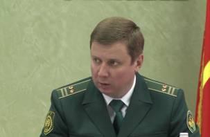 Смоленская таможня обрела нового начальника