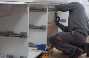 Сколько зарабатывает сборщик мебели в Смоленске