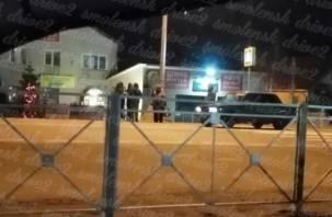В Смоленском районе сбили пешехода