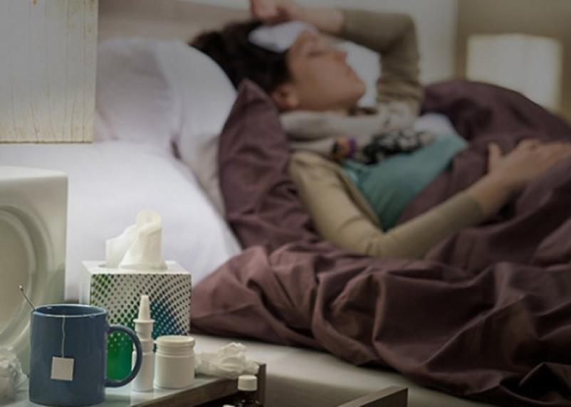 В Смоленске превышен эпидемический порог заболеваемости ОРВИ и гриппом