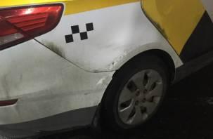 Таксист пытался изнасиловать смолянку. Следователи проводят проверку