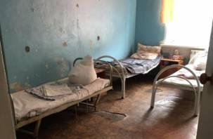 «Спасите нашу больницу». Дорогобужские медики кричат о помощи