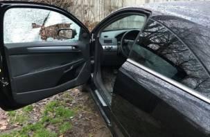 В Смоленске на Покровке орудуют автоворы