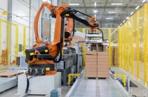 Промышленный робот убил человека в России
