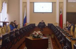В Смоленске прошли самые короткие публичные слушания. Точечной застройки на Рыленкова не будет