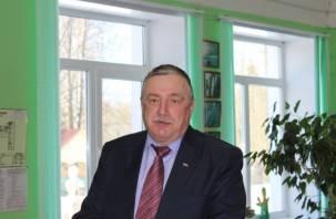 Помогал соседям тушить пожар. Умер глава Холм-Жирковского района