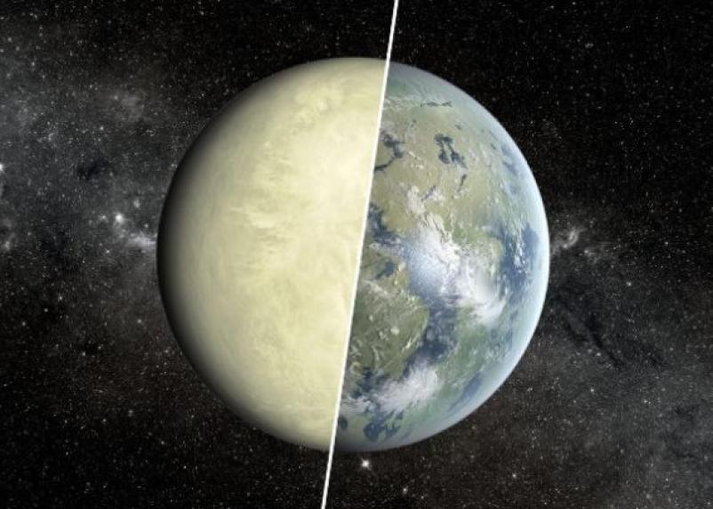 На Венере была жизнь. Но очень давно